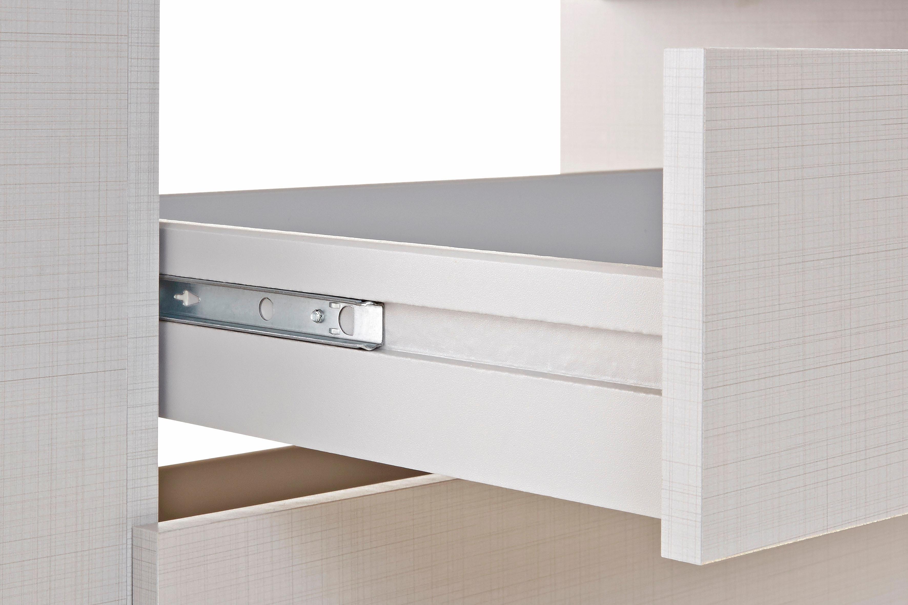 Planken Voor Kledingkast.Wimex Garderobekast Inclusief Lade Inzet En Losse Planken Makkelijk