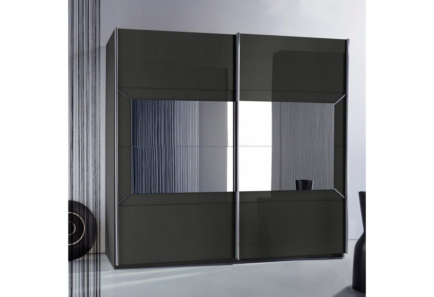 INOSIGN zweefdeurkast met grote spiegel