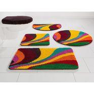 badmat »golf«, bruno banani, hoogte 20 mm, antislip-coating, geschikt voor vloerverwarming slijtvast multicolor