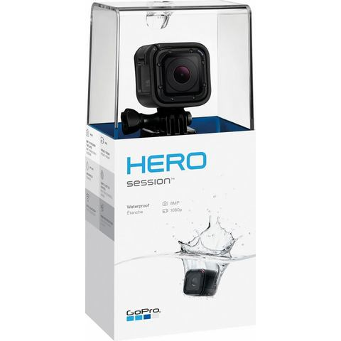 GOPRO Hero4 Session 1080p SuperView actioncam, WLAN, Bluetooth