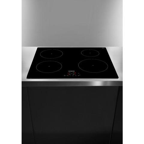 SIEMENS elektrische kookplaat iQ100 EU611BEB2E, inductie