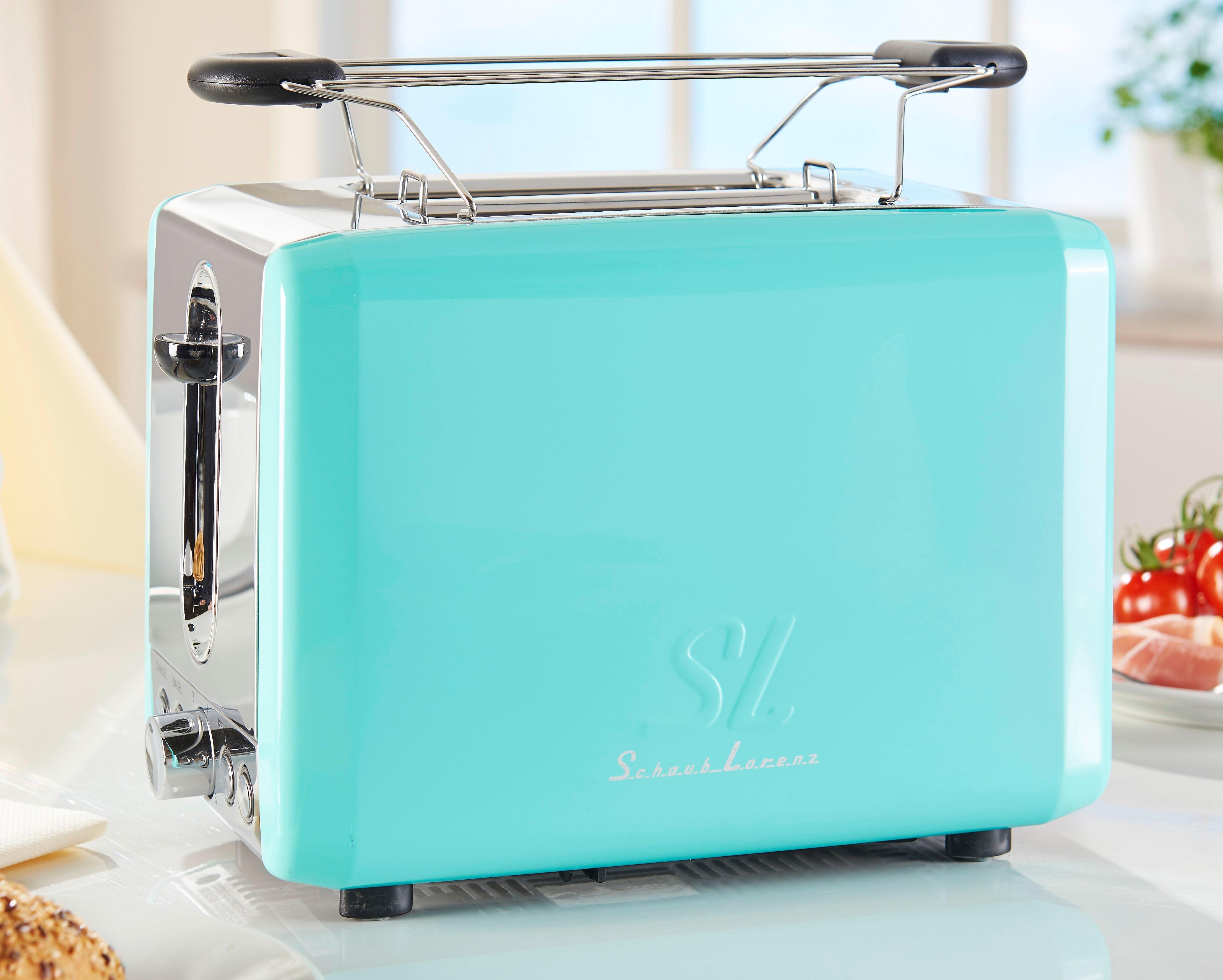 schaub lorenz toaster sl t2 1sm 850 w mint snel gevonden otto. Black Bedroom Furniture Sets. Home Design Ideas