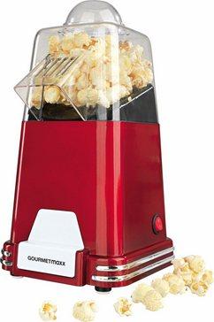 GOURMET MAXX popcorn-machine, 1000 W, rood
