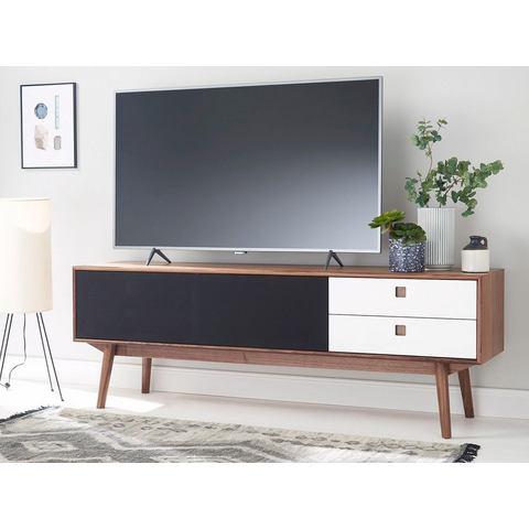 andas tv-meubel City met stof, breedte 176 cm