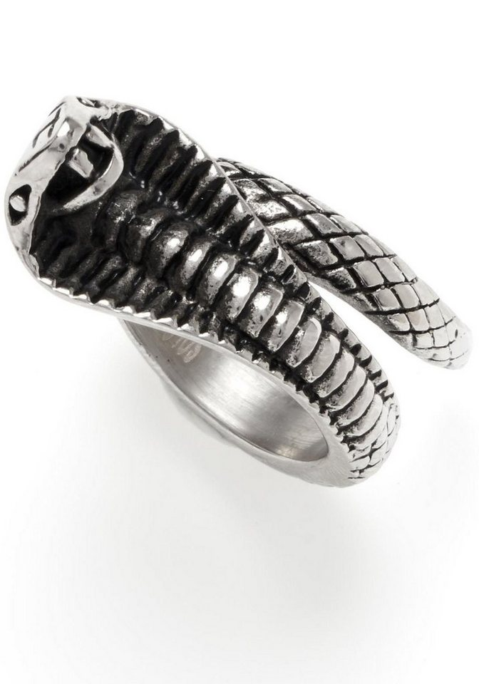 Royal Ego ring »Cobra 1098«