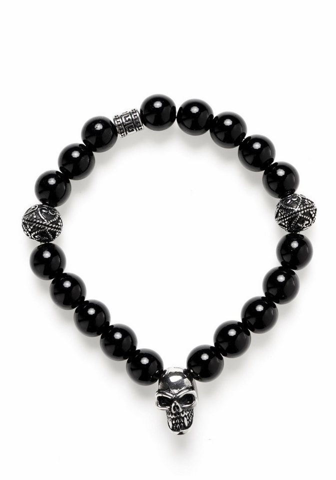 ROYAL EGO armband »Doodskop/Skull 1073«