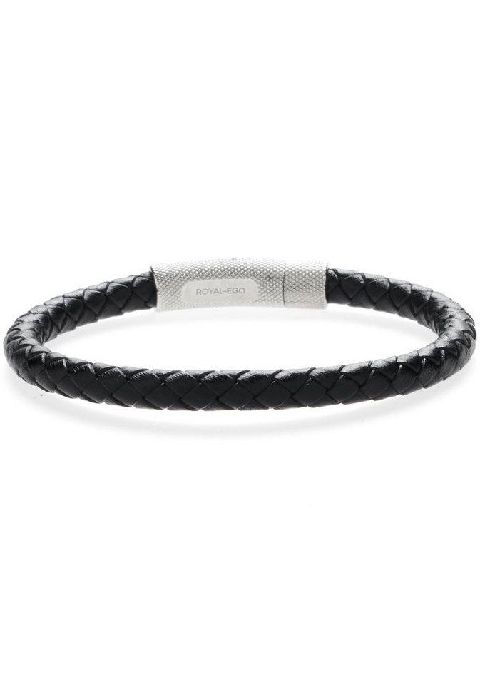 ROYAL EGO leren armband »1112«
