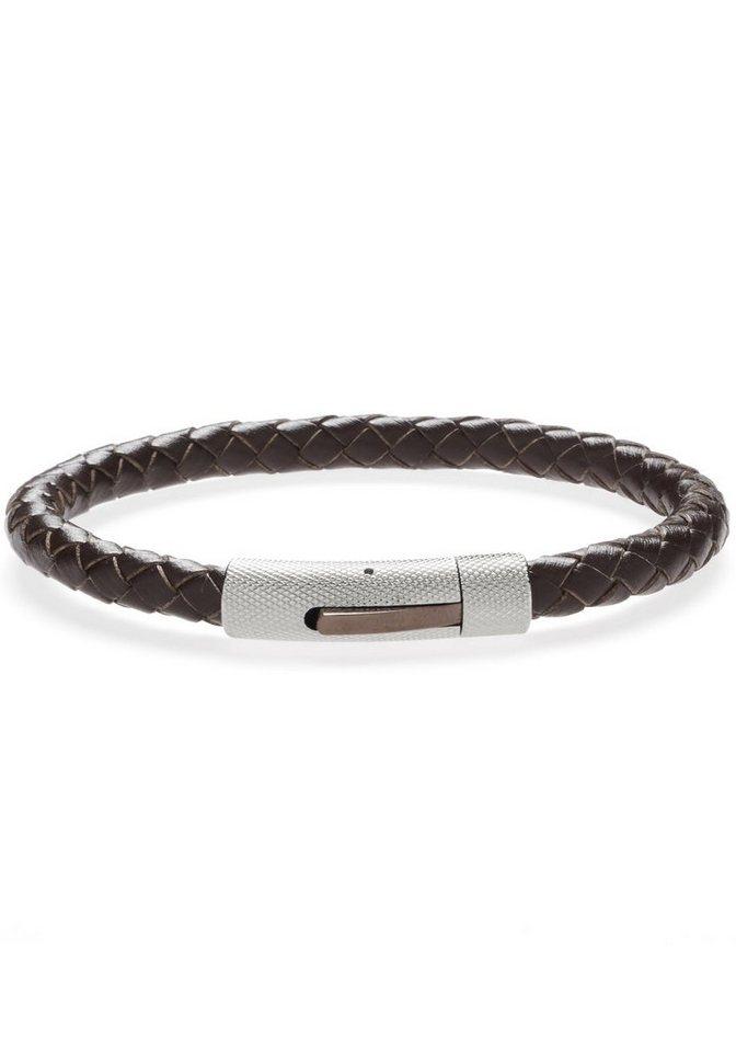 ROYAL EGO leren armband »1113«