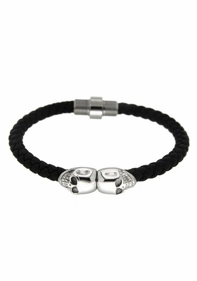 ROYAL EGO leren armband »Doodskop/Skull 1072«
