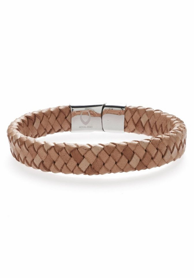 ROYAL EGO leren armband »1079«
