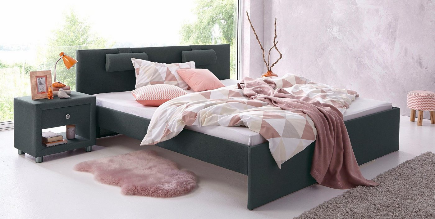 Atlantic Home Collection bekleed ledikant