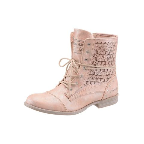 NU 15% KORTING: MUSTANG SHOES zomerboots