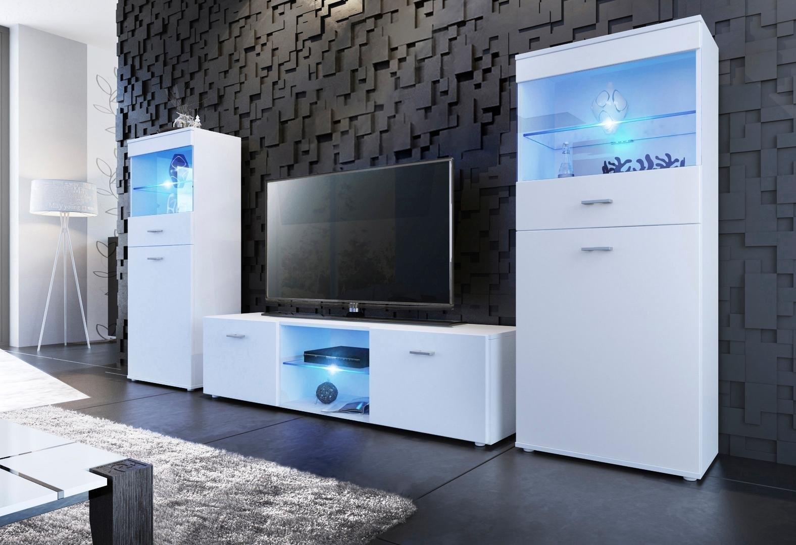 Tv wandmeubel kopen gratis verzending otto for Wand wohnzimmer