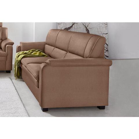 woonkamer driepersoons bankstel bruin luxe-Microgaren RAUM.ID met binnenvering