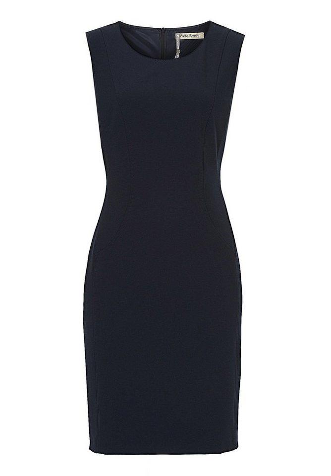 Betty Barclay Zakelijke kokerjurk blauw