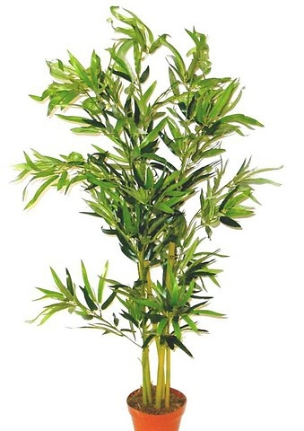 Creativ green kunstplant Bamboe (1 stuk) - verschillende betaalmethodes