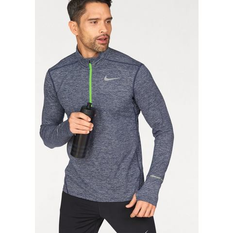 NU 20% KORTING: NIKE runningshirt »NIKE DRY-FIT ELEMENT HZ«