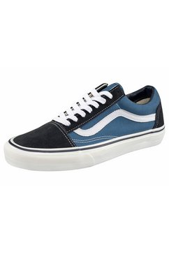 vans sneakers old skool blauw