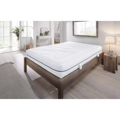 breckle pocketveringsmatras tfk nok quality 7-zones pocketveringsmatras, een plus aan comfort en design , made in germany hoogte 24 cm wit