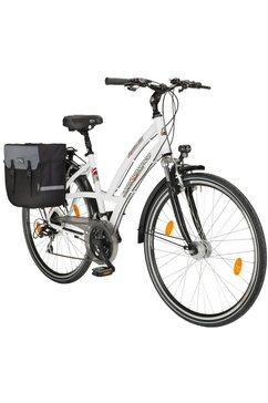 Citybike (dames) »Helsinki«, 26/28 inch, 24 versnellingen, V-remmen