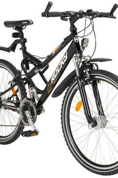 Mountainbike »Chicago«, 26 inch, 24 versnellingen, V-remmen