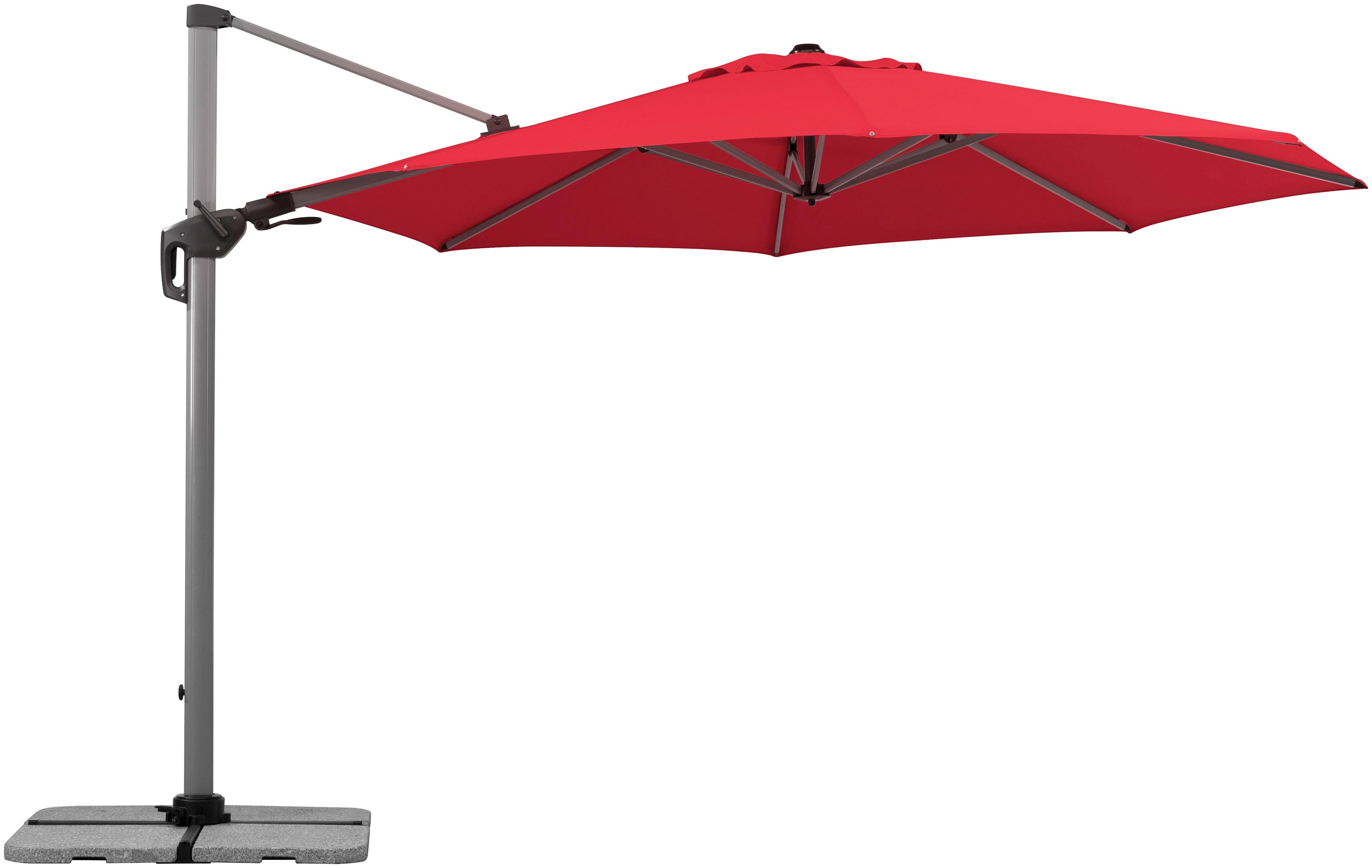 schneider parasols parasol bermuda 350 cm snel online gekocht otto. Black Bedroom Furniture Sets. Home Design Ideas