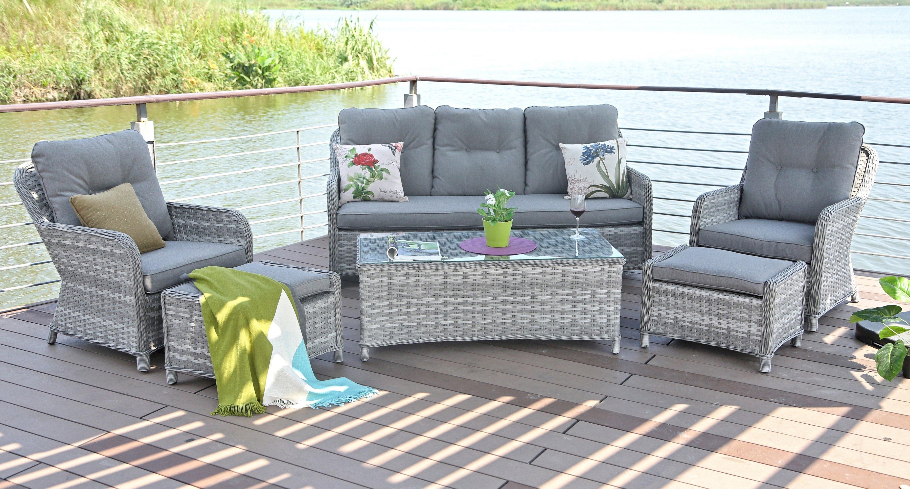 tuinmeubelen kopen ontdek onze gevarieerde collectie tuinsets otto. Black Bedroom Furniture Sets. Home Design Ideas