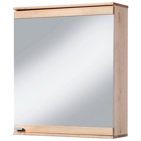 kast Amrum goudkleurige badkamer spiegelkast 66