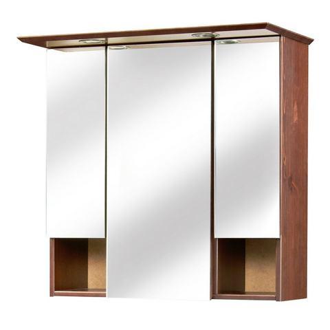 kast Rügen bruine badkamer spiegelkast 62