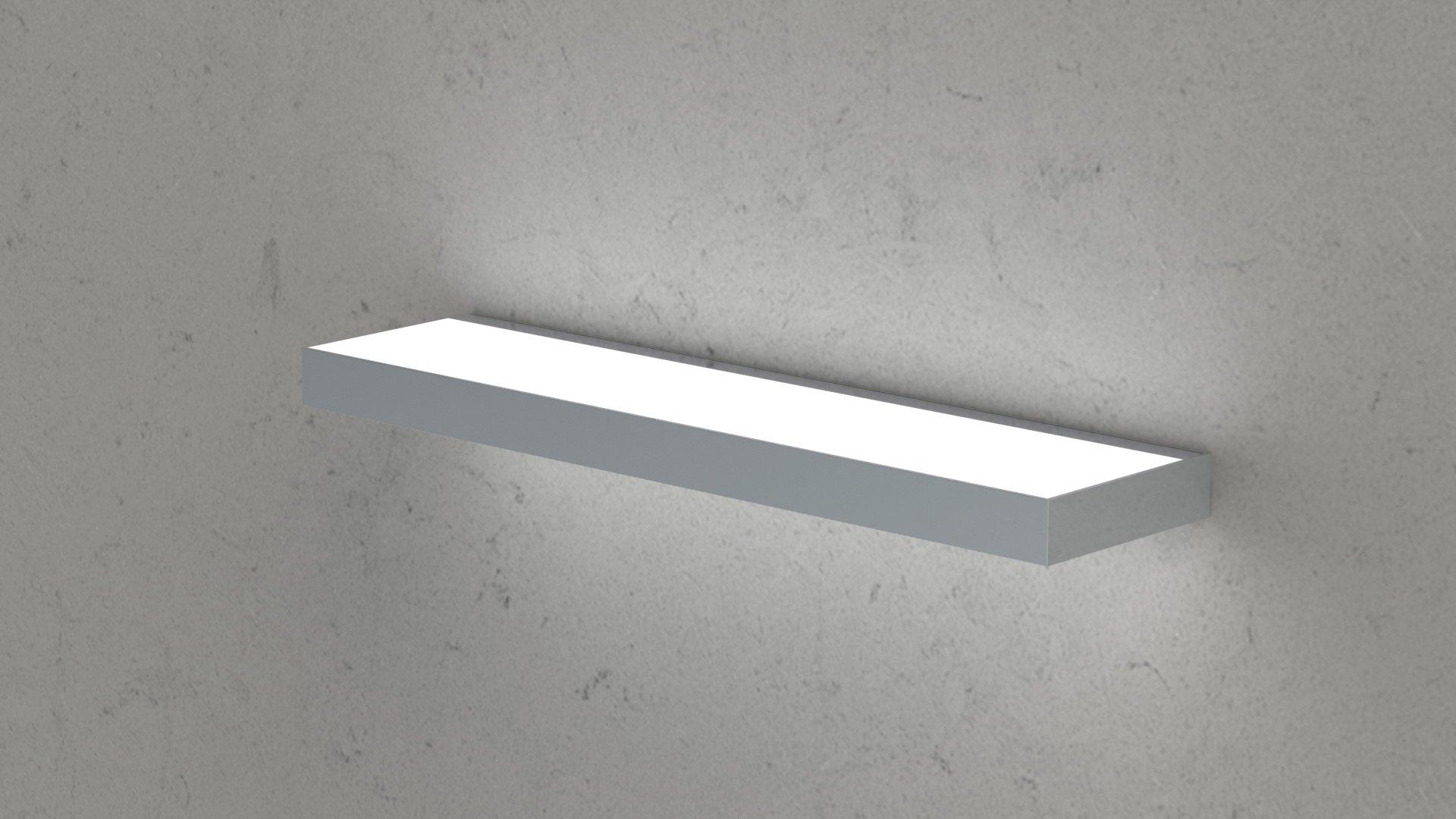 Wandlamp »Plank incl. verlichting, breedte 90 cm« bestellen bij   OTTO