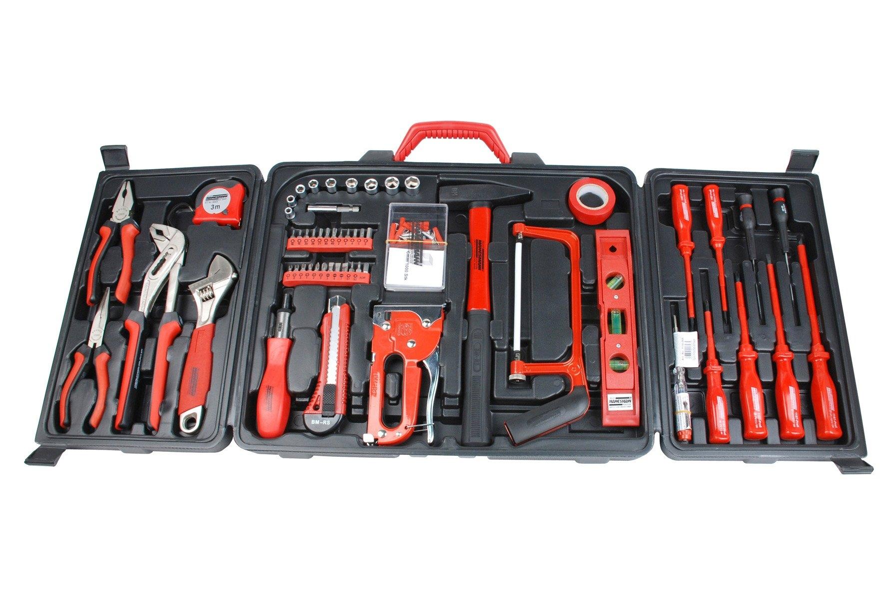 Brueder Mannesmann Werkzeuge Gereedschapskoffer »(60-dlg.)« bij OTTO online kopen