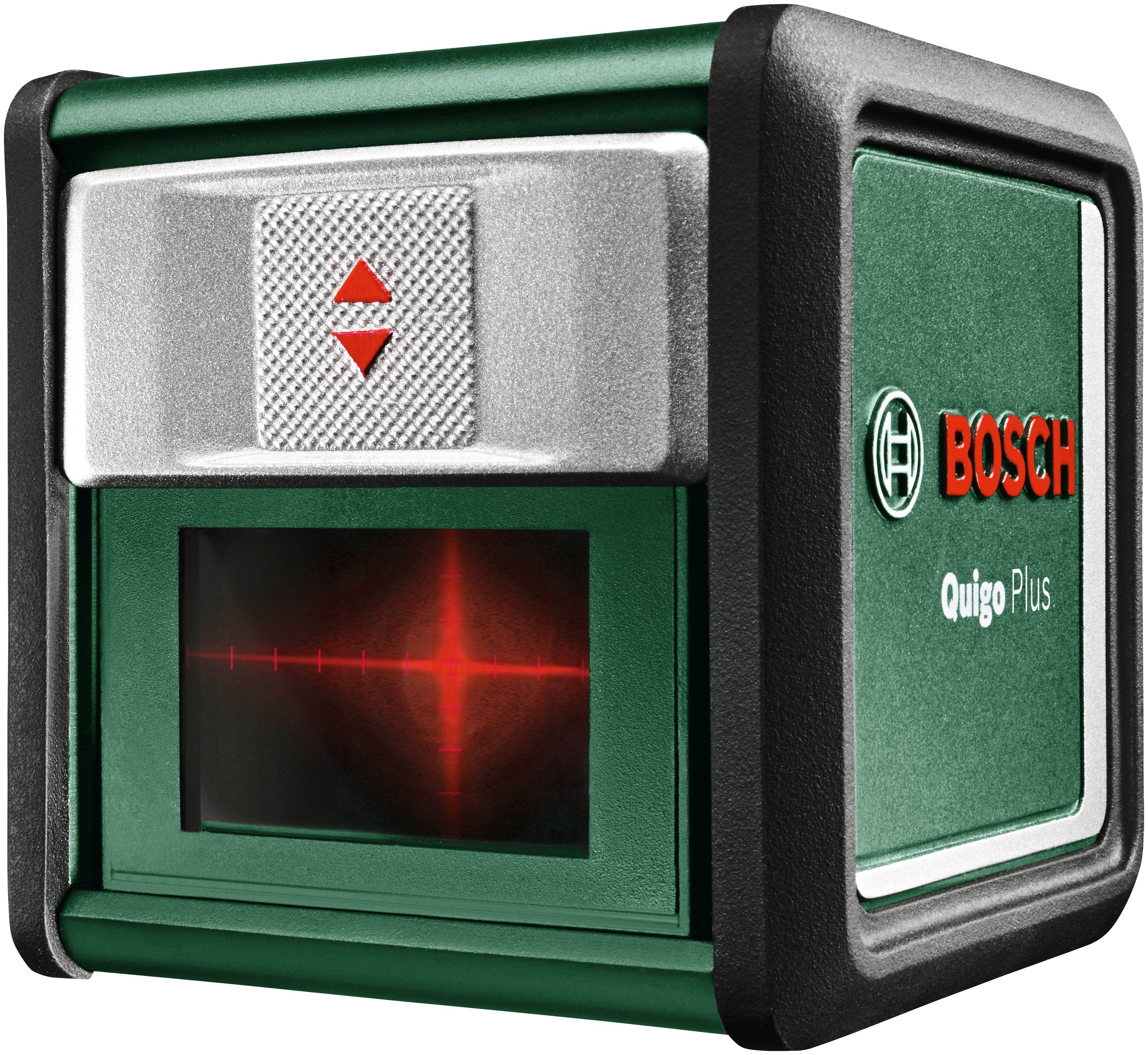 Bosch kruislijnlaser quigo plus online bestellen otto for Niveau laser bosch quigo 2