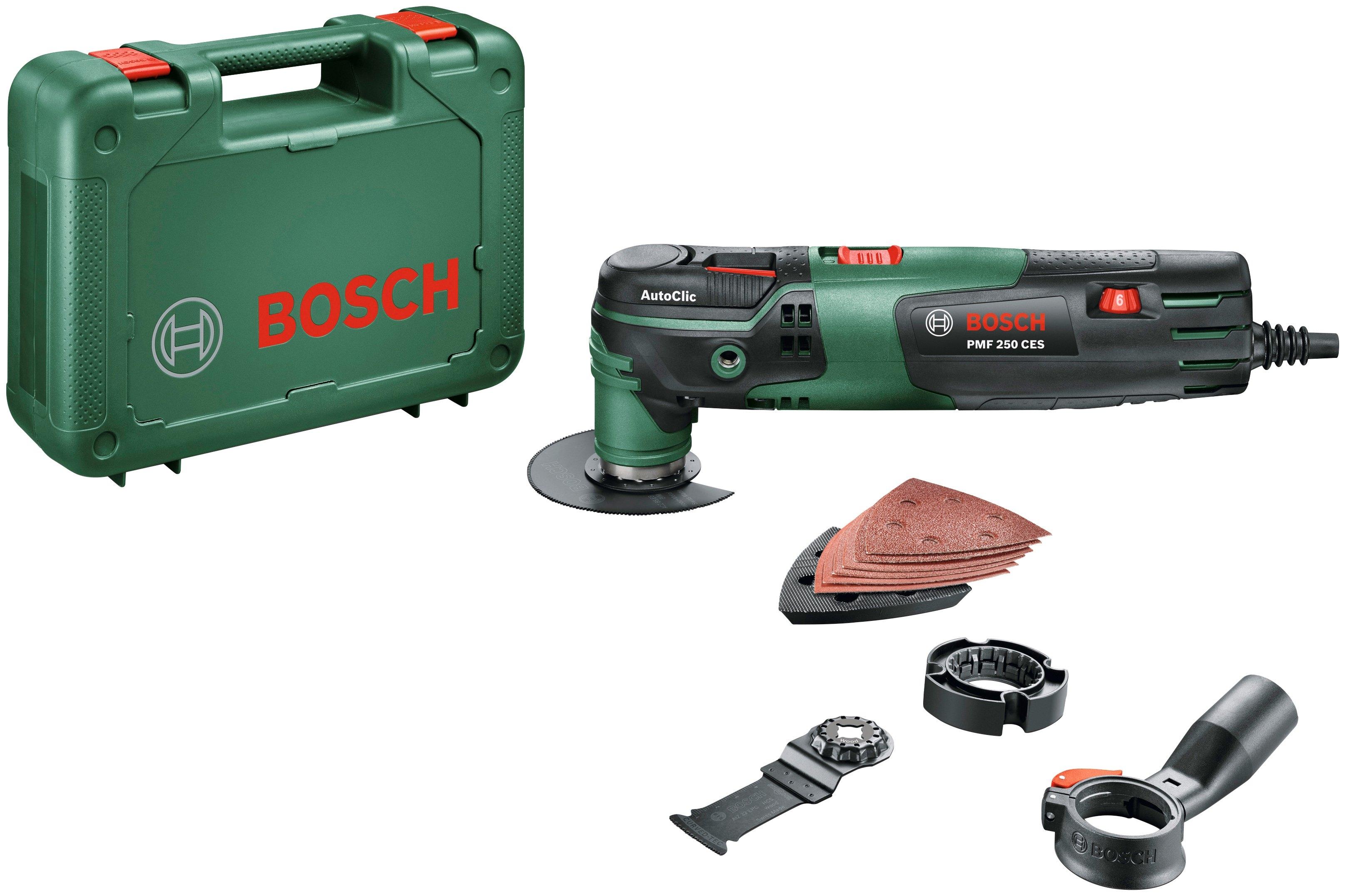 Bosch multifunctioneel stuk gereedschap pmf 250 ces in for Bosch online shop