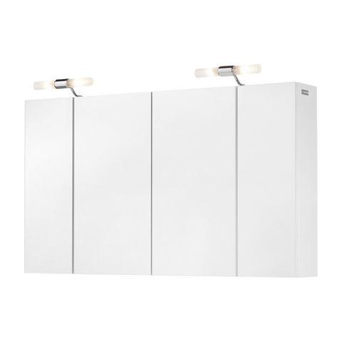 Badkamerkasten Spiegelkast Posen 103 cm 299568