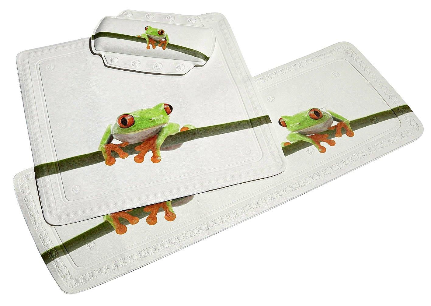 Kleine Wolke Nekkussen »Frog« voordelig en veilig online kopen