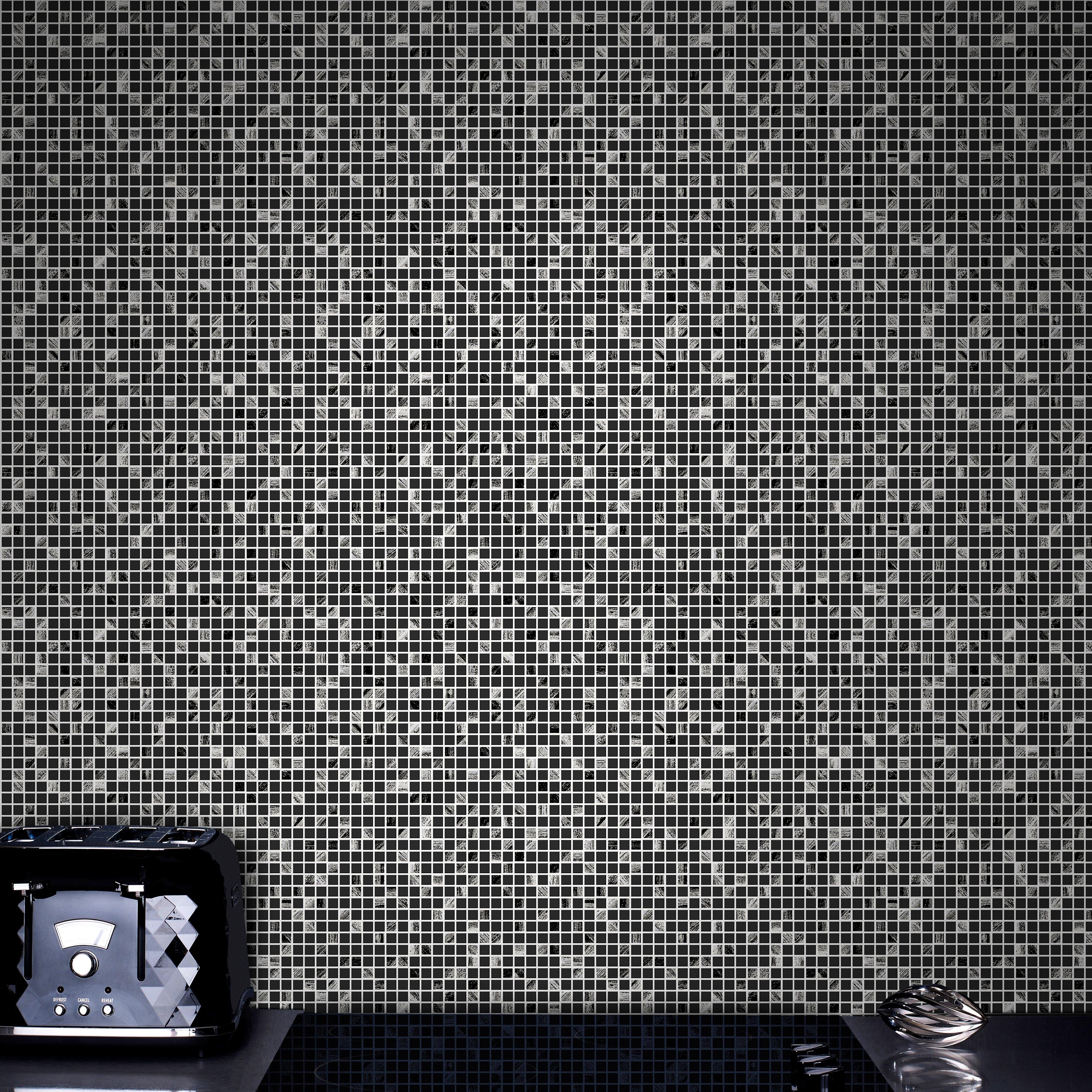 graham brown papierbehang aroura tegels bestellen bij otto. Black Bedroom Furniture Sets. Home Design Ideas