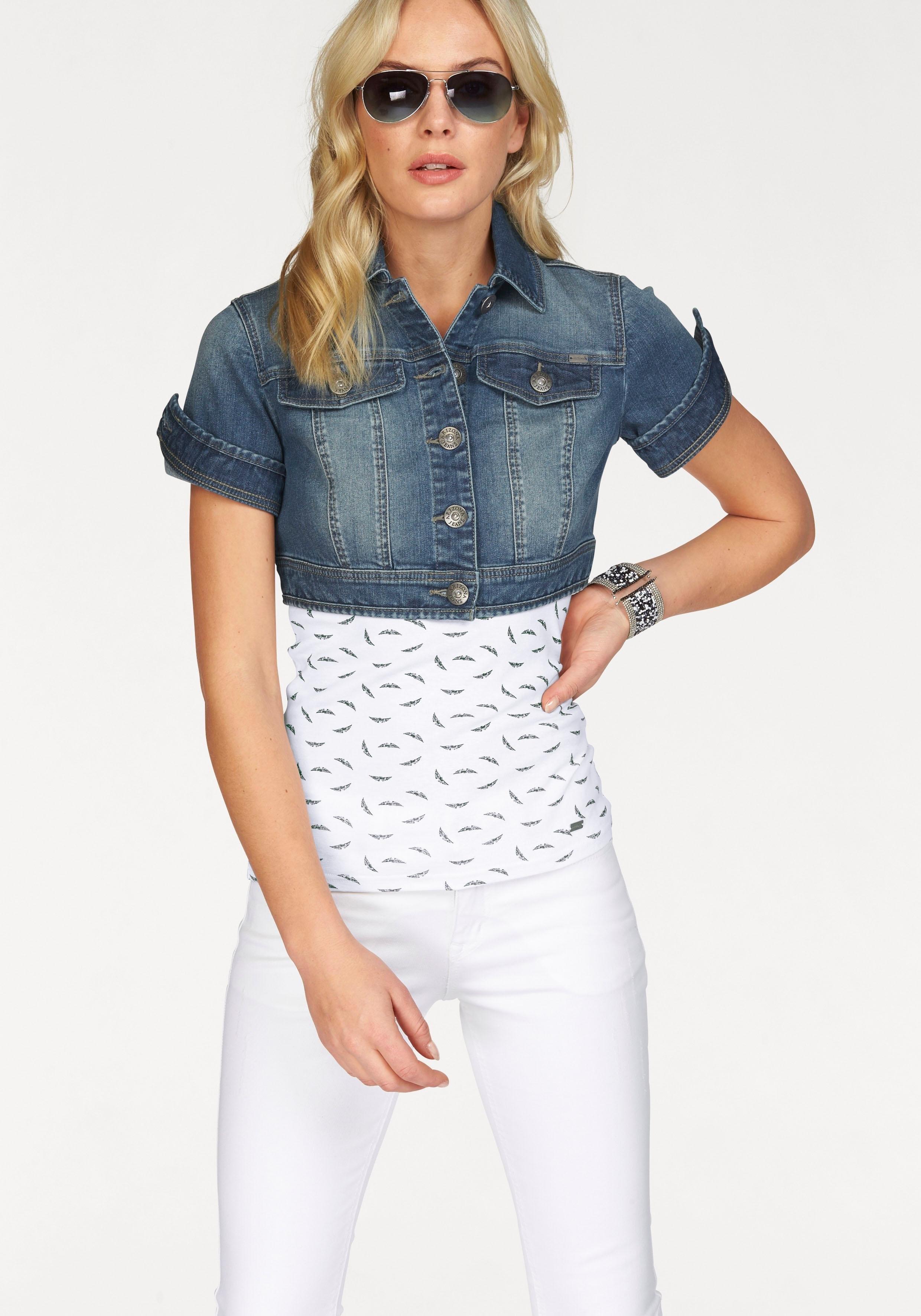 ARIZONA jeansjack online kopen op otto.nl