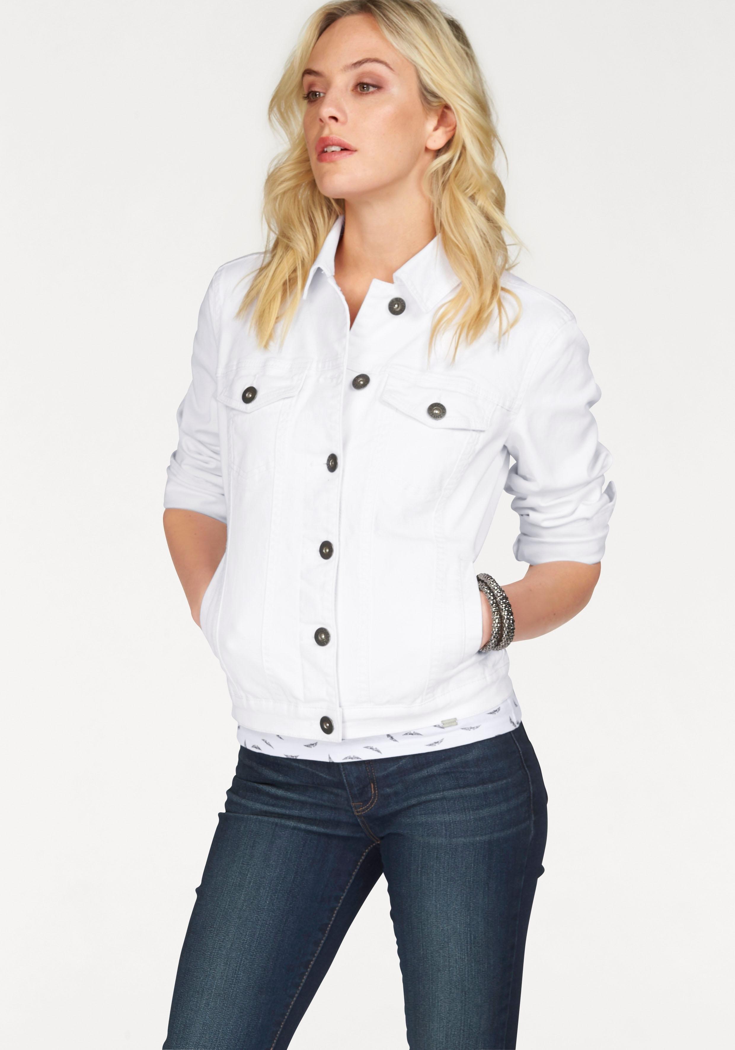 ARIZONA jeansjack nu online kopen bij OTTO
