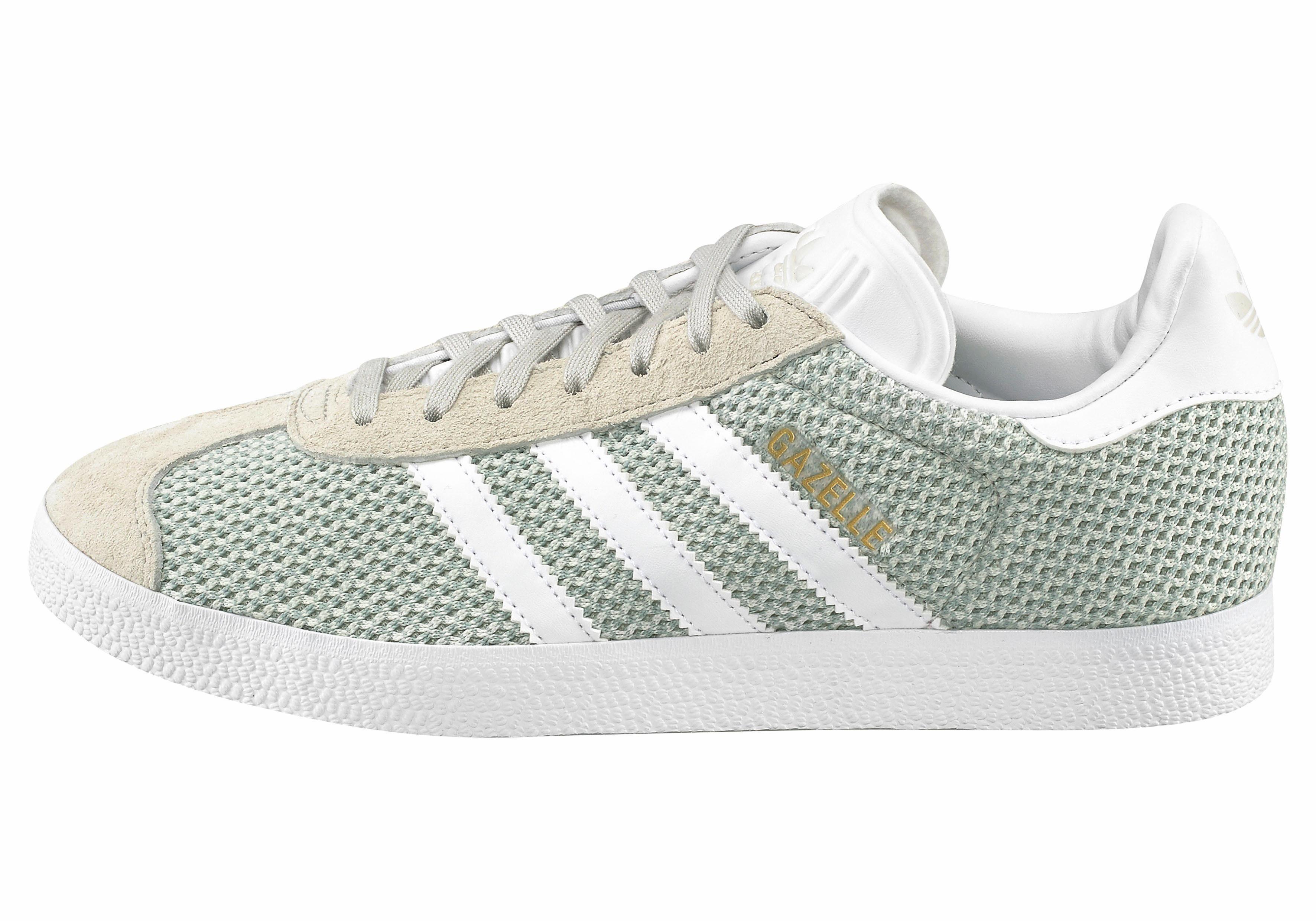 adidas originals gazelle groen