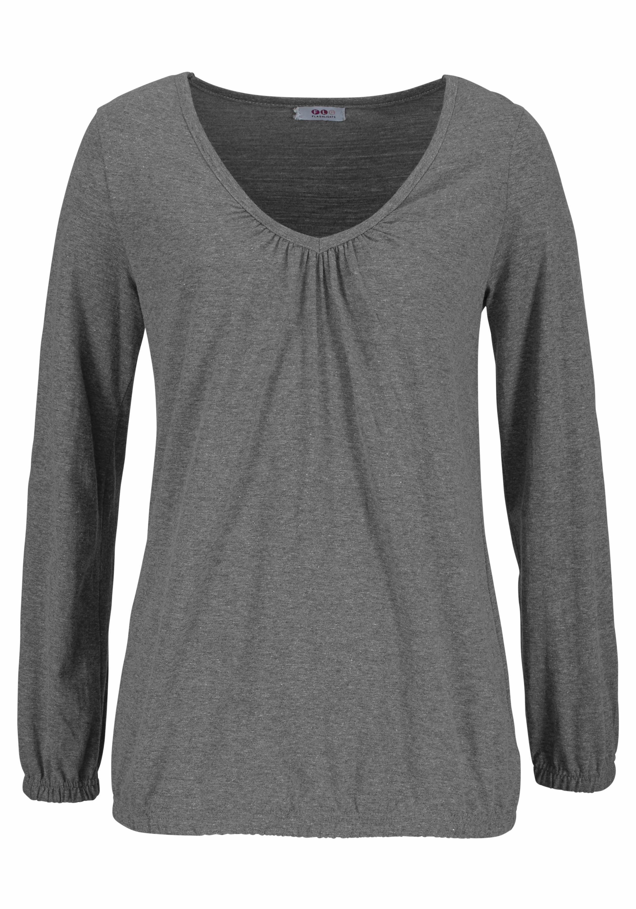 Flashlights Shirt Mouwenset Lange De Shop Van 2In Online Met lF1JcK
