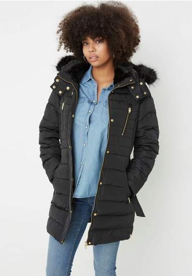 VERO MODA wintermantel »SMASH«