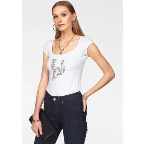 BRUNO BANANI T-shirt met korte mouwen