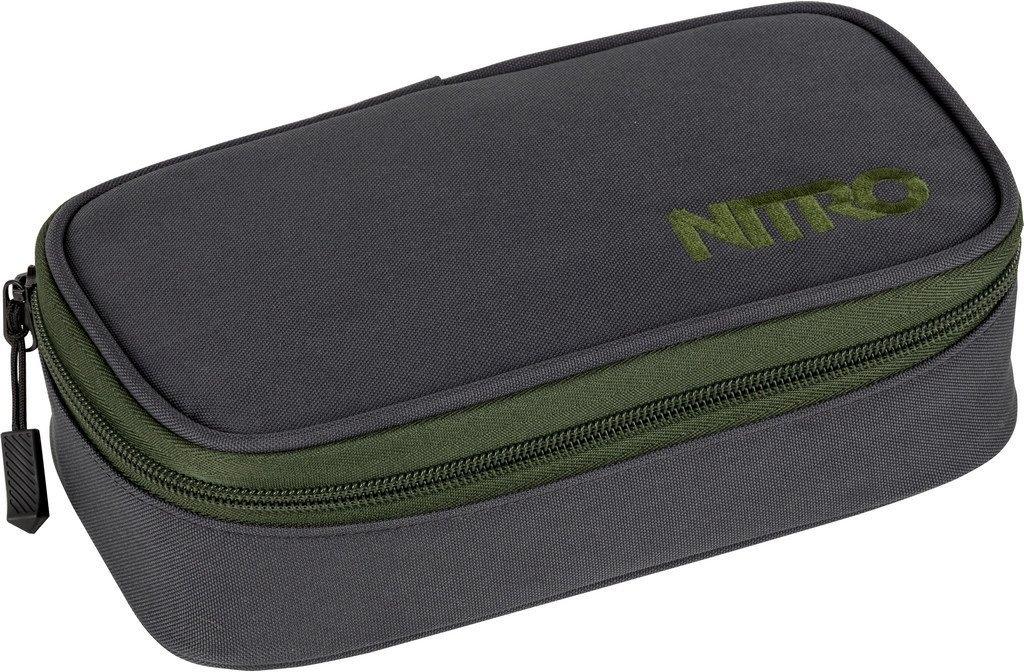Nitro schooletui, »Pencil Case XL Pirate Black« in de webshop van OTTO kopen