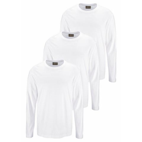 Grey Connection Shirt met lange mouwen 2+1 gratis