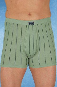 boxershort, esge, set van 2 groen