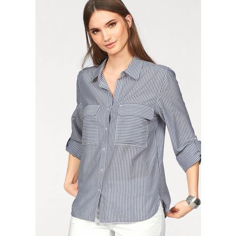 NU 20% KORTING: LAURA SCOTT gestreepte blouse