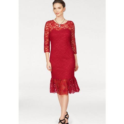 LAURA SCOTT kanten jurk