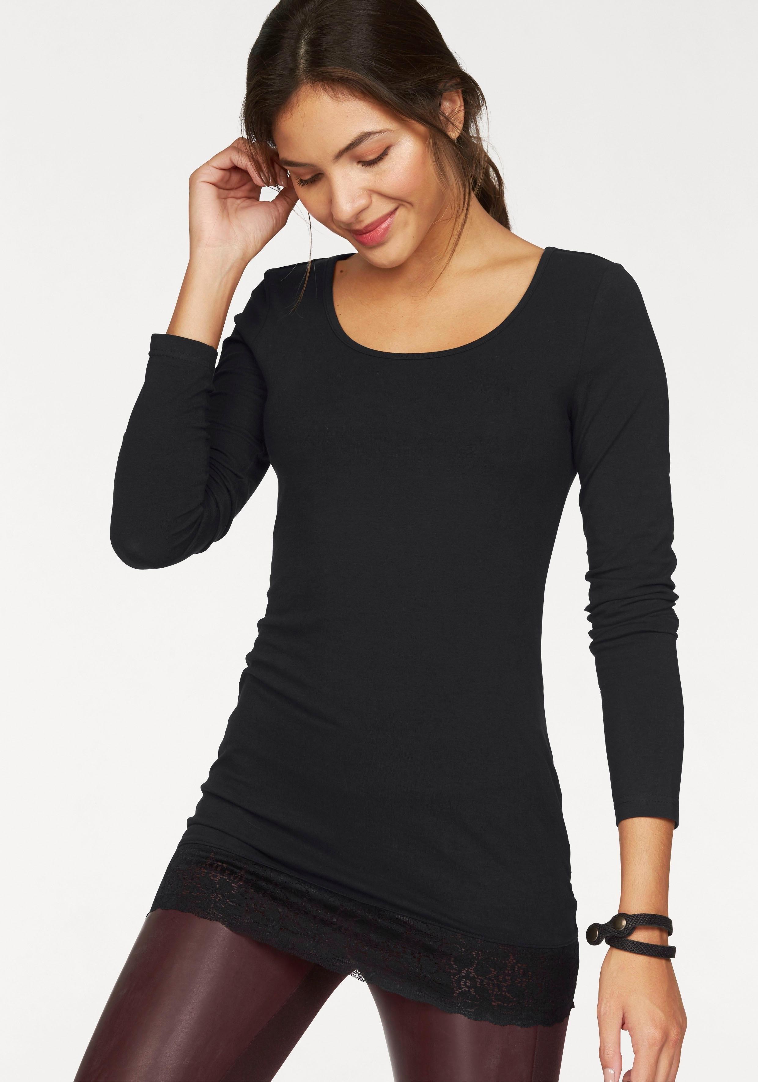AJC Shirt met kant bij OTTO online kopen