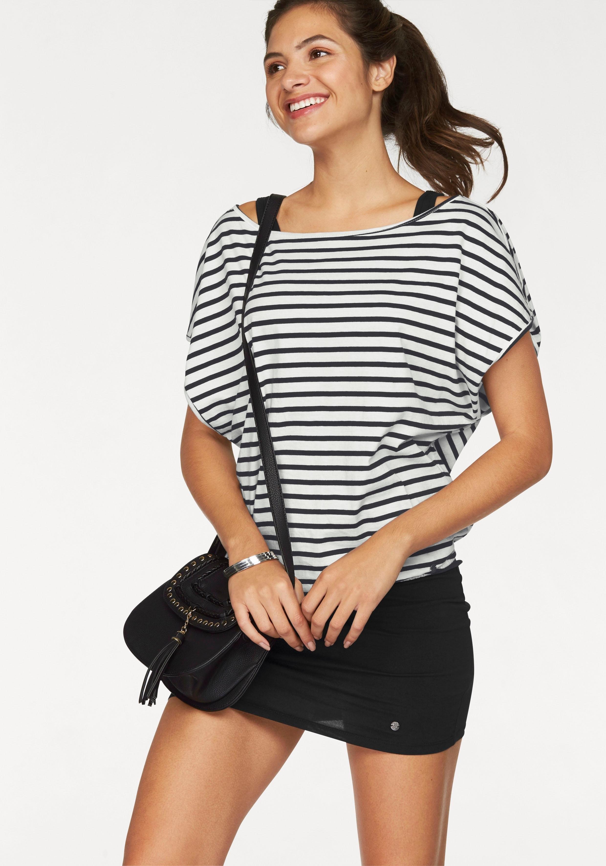 Op zoek naar een AJC 2-in-1 jurk (2-delig, met T-shirt)? Koop online bij OTTO