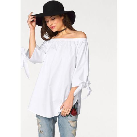 VERO MODA blouse met carmenhals »EMILIA«